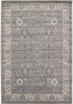 Antiqua 5 Vintage rug - Light Gray / Dark Gray 458