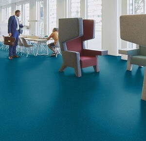 Marmoleum Piano - Atlantic Blue
