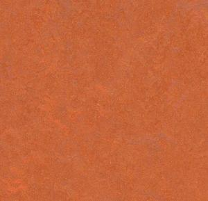 Linoleum Marmoleum Fresco - Red Copper