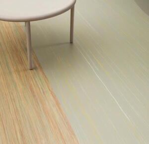 Marmoleum  Striato Colour - Hint of Yellow
