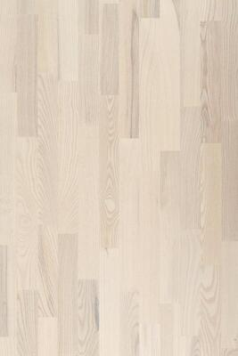 Moland Smart-loc parquet - Ash, UV-white frost, Living