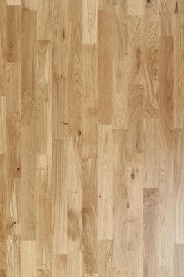 Moland Smart-loc parquet - Oak, UV-mat, Living