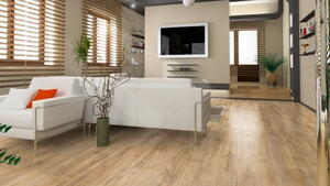 Kronotex Exquisit Plus - Montmelo Oak Nature Plank