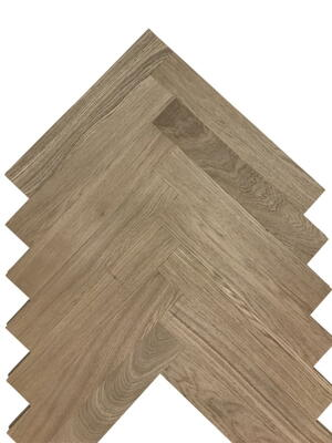 Solid herringbone park 16x68x408 mm. Nature