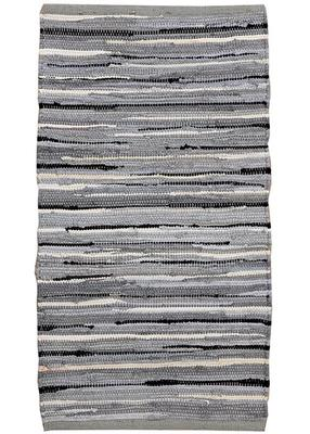 Kreatex cloth rug - Gray