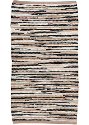 Kreatex cloth rug - Beige