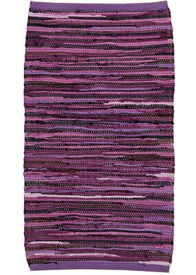 Kreatex cloth rug - Purple