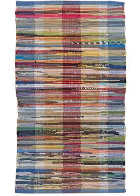 Kreatex cloth rug - Multi