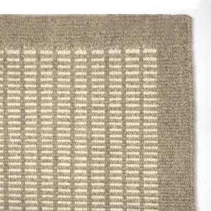 C. Olesen rugs - Luxor - Nature / White