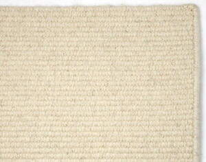 C. Olesen Blankets - Luxor Solid Color - White