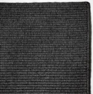 C. Olesen rugs - Luxor Solid color - Anthracite