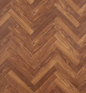 BerryAlloc Chateau herringbone, Teak Brown