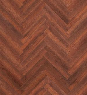BerryAlloc Chateau herringbone, Merbau Brown