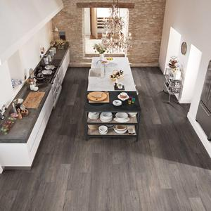 Design Gulv Looselay Long Plank - Raven Oak