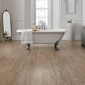 Design Gulv Looselay Long Plank - Taupe Oak