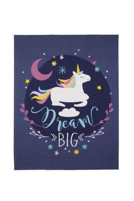AW Mood Kinderdecke - Dream Unicorn