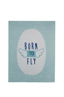 AW Mood Kinderdecke - Born To Fly