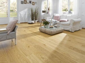 Tarkett Pure Oak Nature, Matte varnish