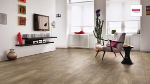 DISANO Plank floor XL 4V - Antique smoked rustic brushed