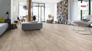 DISANO Plank floor XL 4V - Antique cream rustic brushed