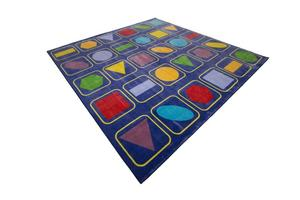 Carpet for children - Grid Shape