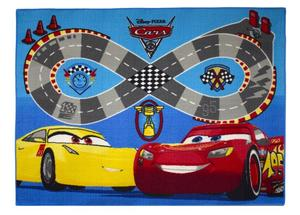 Children's carpet - Cars III 01 Speedway