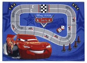 Kinderteppich - Cars 22 Racetrack