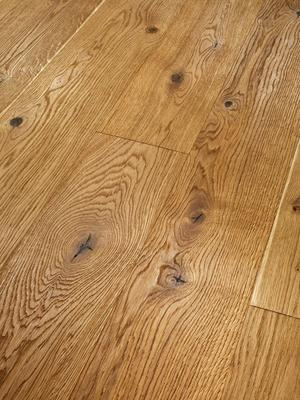 Parador Wooden floor Eco Balance - Oak Soft Structure natural oil plus large board Rustic M4V