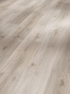 Parador vinyl Basic 30 - Oak gray white brushed structure, plank