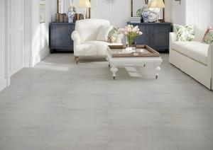 Laminate floor tiles - Nuage 601 x 1183 mm.