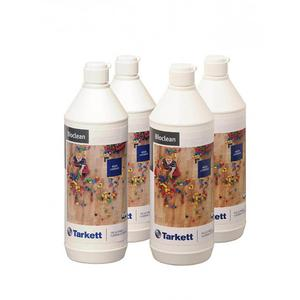 Tarkett Bioclean for hard-waxed floors