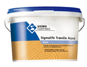 Sigmalife Wood Oil Aqua