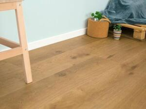 Lungo Cork, Vinyl floor - Oak Athens DL9552