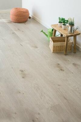 Lungo Cork, Vinyl floor - Oak Thorshavn DL9553