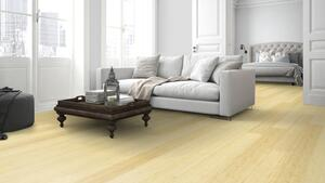 Moso Bamboo elite - Natural plain pressed mat lak