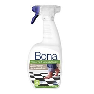 Bona Cleaner Spray, Klinker og laminat