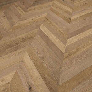 Solidfloor - Chevron, Chantilly, Fransk Sildeben