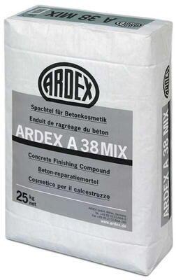 ARDEX A 38 Mix, Færdigblandet