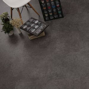 Green Floor LVT Looselay, Fliser - Antracit