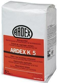 Ardex K5 - Reparation trowel