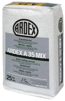 Ardex A35 MIX - snabb cement