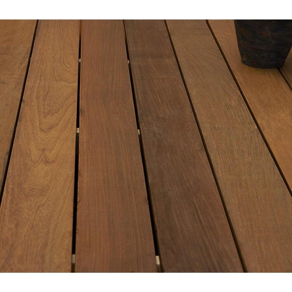 Storslåede Ipe Terrassebrædder 20x140 mm. - FSC Certificeret - Tilbud: 108,00 XM47