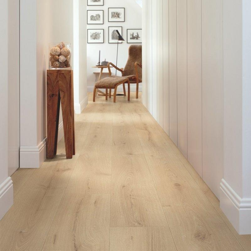 Opdateret Pergo Wide Long Plank Sensation - Seaside Oak, Planke - Tilbud KC56