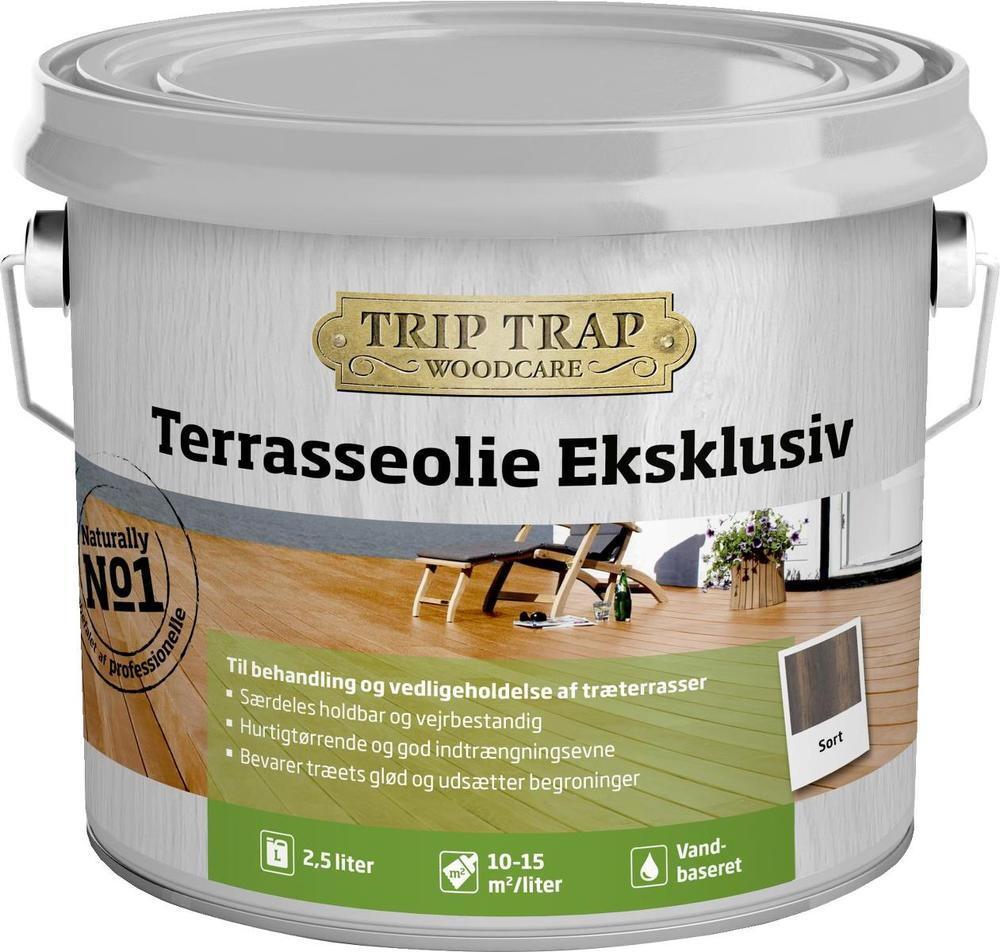 Picture of: Trip Trap Terrasseolie Eksklusiv Tilbud 399 00 Dkk