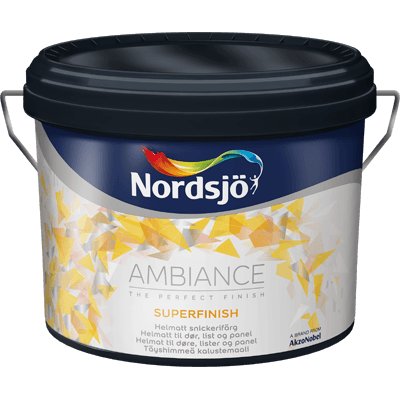 Ambiance Superfinish helmat 2,5 liter