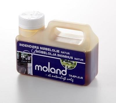 Moland indoor furniture oil nature