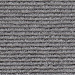 Knife rug with grooves Gray 203