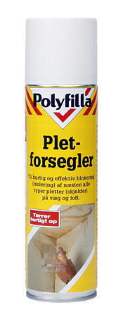 Polyfilla pletforsegler i 500 ml. spray