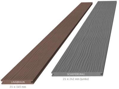 megawood premium terrasseplank barfod plus 21x242 mm. Black Bedroom Furniture Sets. Home Design Ideas