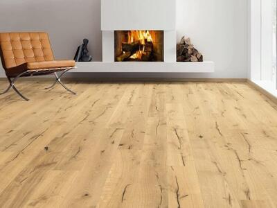 Haro plank floor - Oak Alabama brushed